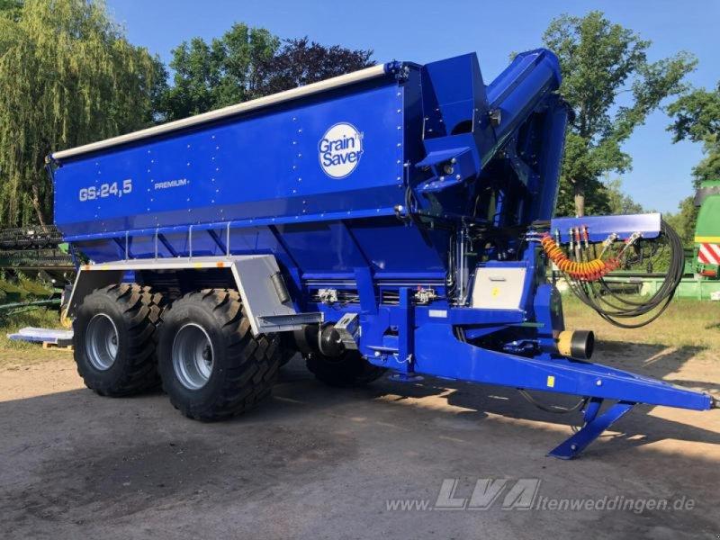 Überladewagen типа GS Grain Saver GS 24,5 Premium, Gebrauchtmaschine в Sülzetal (Фотография 1)