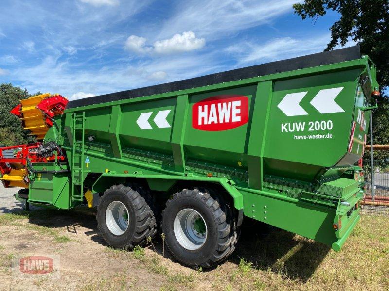 Überladewagen des Typs Hawe KUW 2000, Neumaschine in Wippingen (Bild 4)