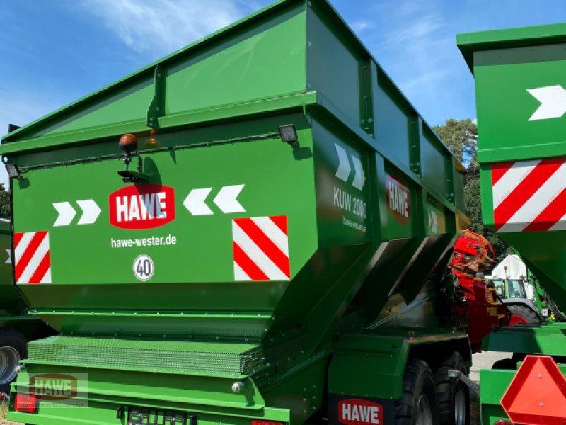 Überladewagen des Typs Hawe KUW 2000, Neumaschine in Wippingen (Bild 6)