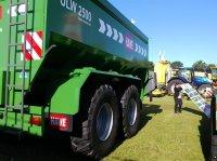 Hawe ULW 2500 Overbygning til 30 m3 Überladewagen