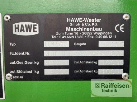 Überladewagen des Typs Hawe ULW 2500 T, Gebrauchtmaschine in Ebeleben (Bild 6)