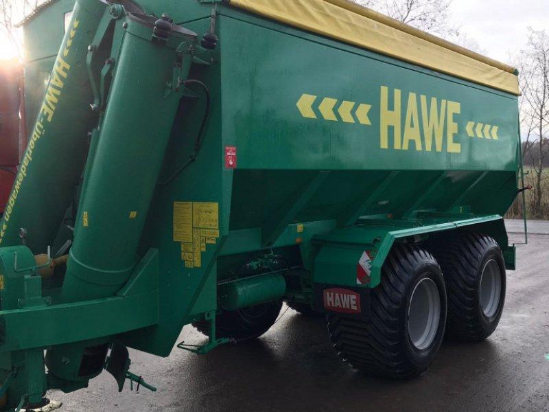 Überladewagen des Typs Hawe ULW 2500 T, Gebrauchtmaschine in Gera (Bild 1)