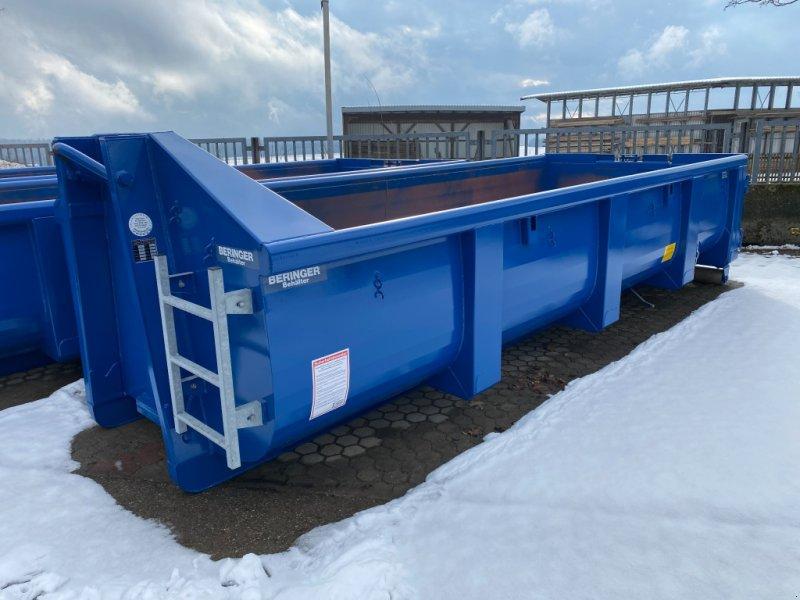 Abrollcontainer типа Abrollcontainer 20x Beringer 12cbm DOMEX LAGERND/WUNSCHFARBE, Neumaschine в Landsham (Фотография 1)