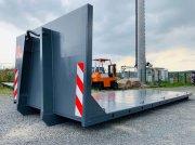 Abrollcontainer Abrollplattform 6m Abrollcontainer