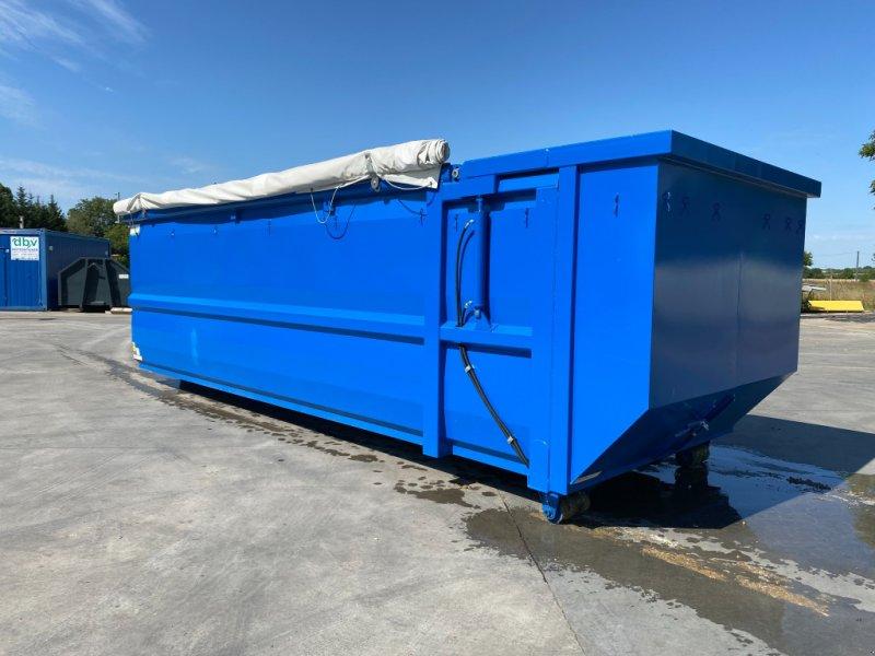 Abrollcontainer типа Abrollcontainer Sirch Agrobox Silagecontainer Vollausstattung, Gebrauchtmaschine в Landsham (Фотография 1)