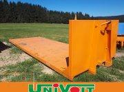 Abrollcontainer des Typs Abrollplattform Abrollplattform 6,5m mit sofort verfügbar, Gebrauchtmaschine in Warmensteinach