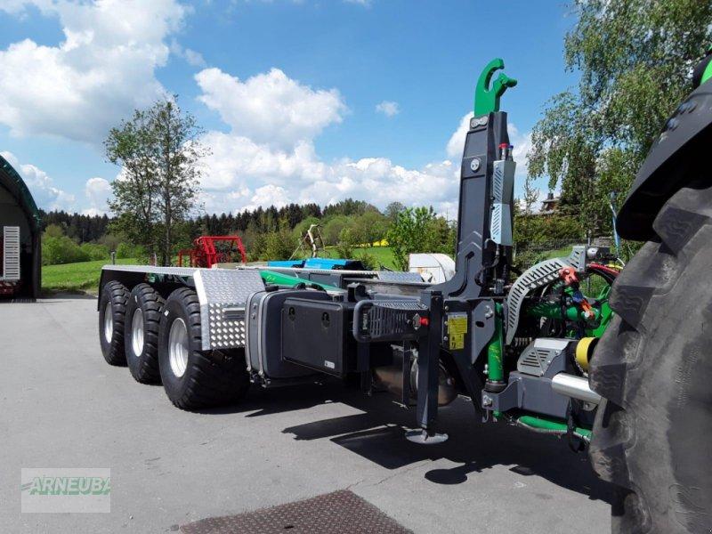 Abrollcontainer des Typs B.O.B. ITRK 26.33 HD, Vorführmaschine in Schlettau (Bild 2)