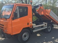 Bonetti F100X E06 HEN-Abrollsystem Съемный контейнер