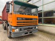 Abrollcontainer des Typs DAF 95.360 6X4 Haakarm, Gebrauchtmaschine in Roosendaal