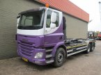 Abrollcontainer des Typs DAF CF 410 FAS в Barneveld