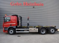 DAF CF 85.510 6x2 20 tons Hooklift Euro 5 Abrollcontainer