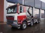 Abrollcontainer типа DAF FAD 85 CF 410 Euro 5 Full steel в ANDELST