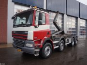 DAF FAD 85 CF 410 Euro 5 Full steel Containere cu role