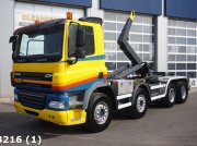 DAF FAD 85 CF 460 8x4 Euro 5 Containere cu role