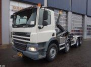 DAF FAD 85 CF 460 8x4 Euro 5 Pojízdný kontejner