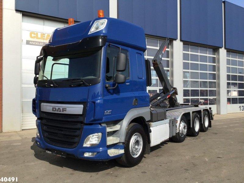 Abrollcontainer tip DAF FAK CF 510 Euro 6, Gebrauchtmaschine in ANDELST (Poză 1)