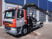 DAF FAN 75 CF 250 Euro 5 Palfinger 27 ton/meter laadkraan Abrollcontainer