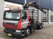 Abrollcontainer tip DAF FAN 75 CF 250 Palfinger 21 ton/meter laadkraan, Gebrauchtmaschine in ANDELST