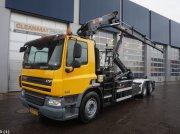 DAF FAN 75 CF 310 Hiab 22 ton/meter laadkraan Container mobile