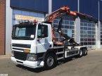 Abrollcontainer a típus DAF FAN 85 CF 380 Atlas 19 ton/meter laadkraan ekkor: ANDELST