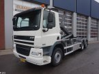 Abrollcontainer tip DAF FAN 85 CF 410 VDL 21 ton's haakarmsysteem in ANDELST