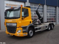 DAF FAN CF 330 Abrollcontainer
