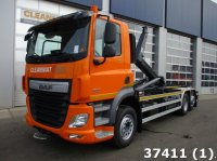 DAF FAN CF 410 Abrollcontainer