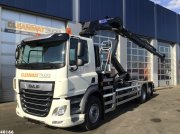 Abrollcontainer a típus DAF FAN CF 430 HMF 23 ton/meter laadkraan, Gebrauchtmaschine ekkor: ANDELST