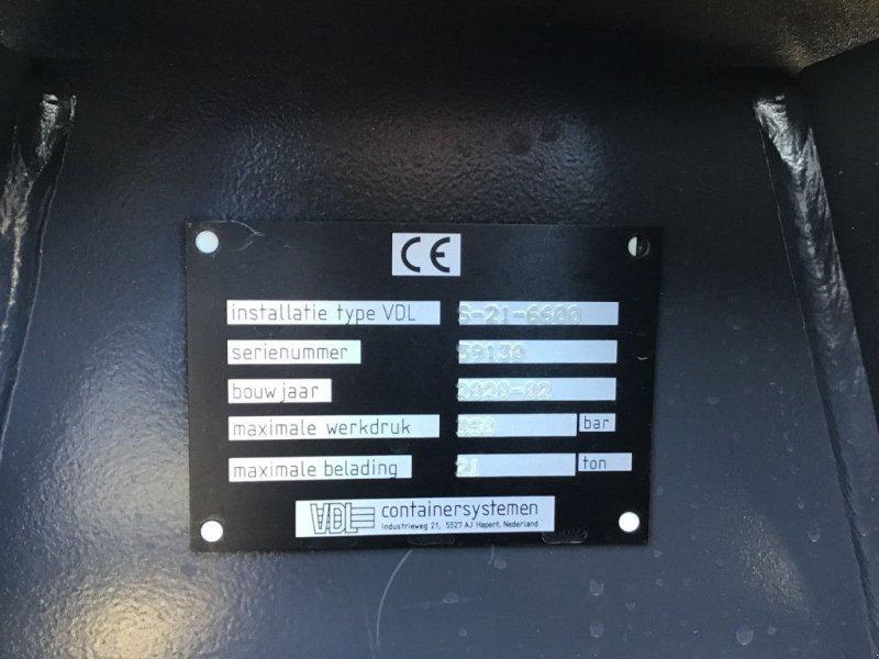 Abrollcontainer des Typs DAF FAN CF 430, Gebrauchtmaschine in ANDELST (Bild 10)