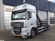 Abrollcontainer typu DAF FAS 105 XF 460 Manual, Gebrauchtmaschine v ANDELST
