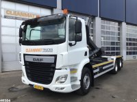 DAF FAS CF 410 Euro 6 Manual Abrollcontainer