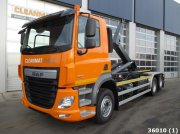 DAF FAS CF 410 Euro 6 Abrollcontainer
