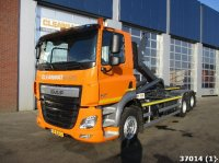 DAF FAS CF 410 Abrollcontainer