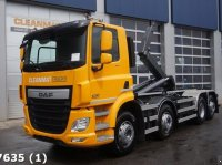 DAF FAX CF 510 8x2 Euro 6 Intarder Container mobile