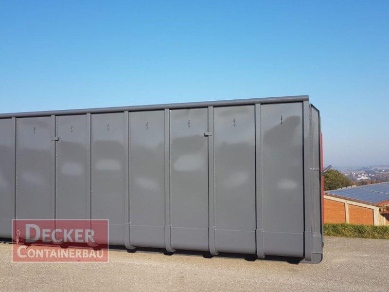 Abrollcontainer tipa Decker Containerbau Abrollcontainer 37m³, Neumaschine u Armstorf (Slika 1)