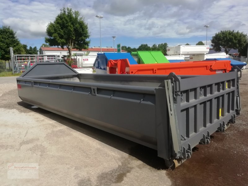 Abrollcontainer tipa Decker Containerbau Bayernbox, Neumaschine u Armstorf (Slika 1)
