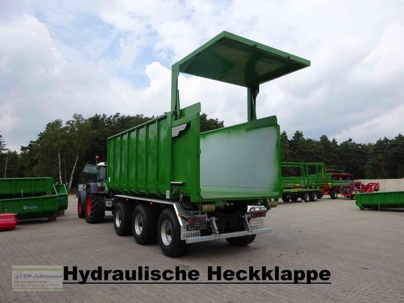 Abrollcontainer типа EURO-Jabelmann Container 4500 - 6500 mm, mit hydr. Klappe, Einzelstücke, Neumaschine в Itterbeck (Фотография 1)