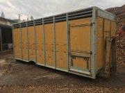 Finkl Viehtransporter Abrollcontainer