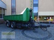 Abrollcontainer typu Fortuna FTH 180 Tandem-Hakenliftanhänger, Gebrauchtmaschine w Greven