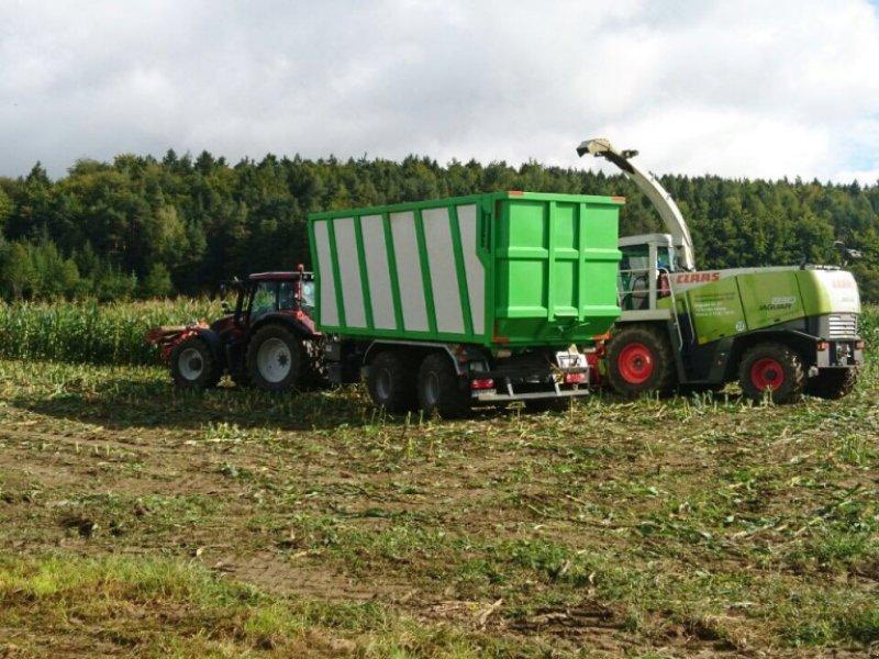 Abrollcontainer des Typs Heinemann AGRAR MEGA BOX ABSCHIEBER, Neumaschine in Meschede (Bild 2)
