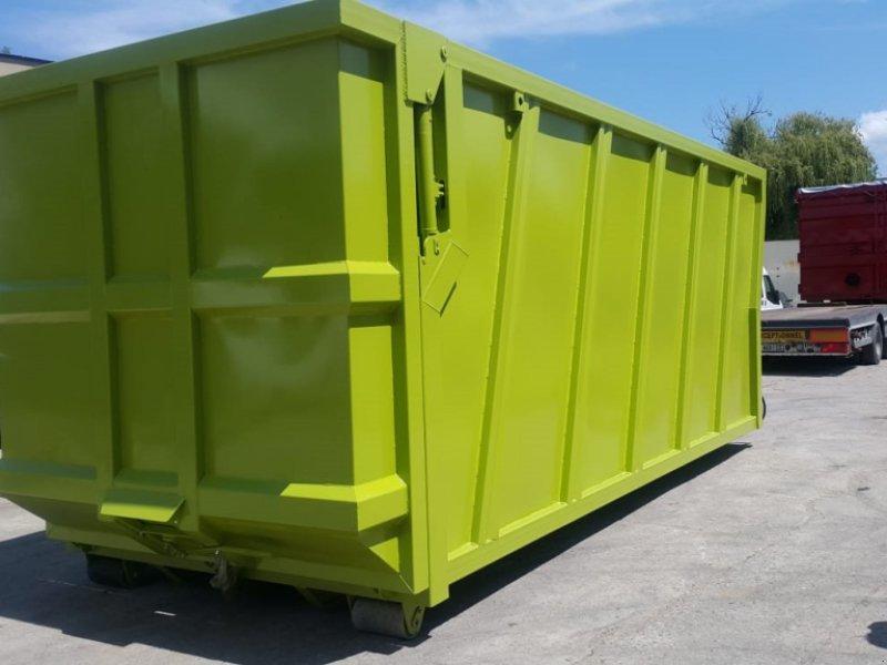 Abrollcontainer des Typs Heinemann AGRAR MEGA BOX ABSCHIEBER, Neumaschine in Meschede (Bild 4)