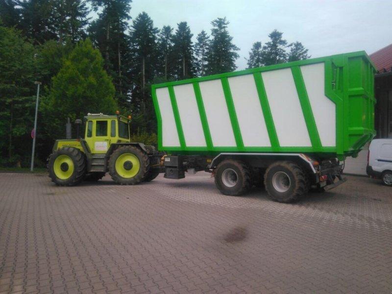 Abrollcontainer des Typs Heinemann AGRAR MEGA BOX ABSCHIEBER, Neumaschine in Meschede (Bild 1)