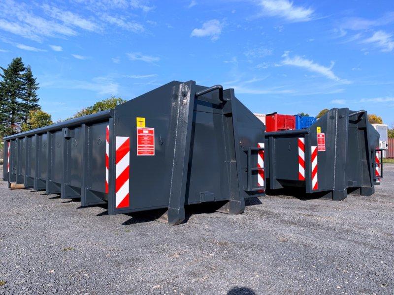 Bild HITTA 14m3 Abrollcontainer Pendelklappe