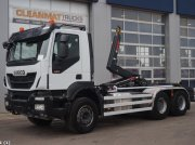Abrollcontainer typu Iveco AD 380T 6x4, Gebrauchtmaschine w ANDELST