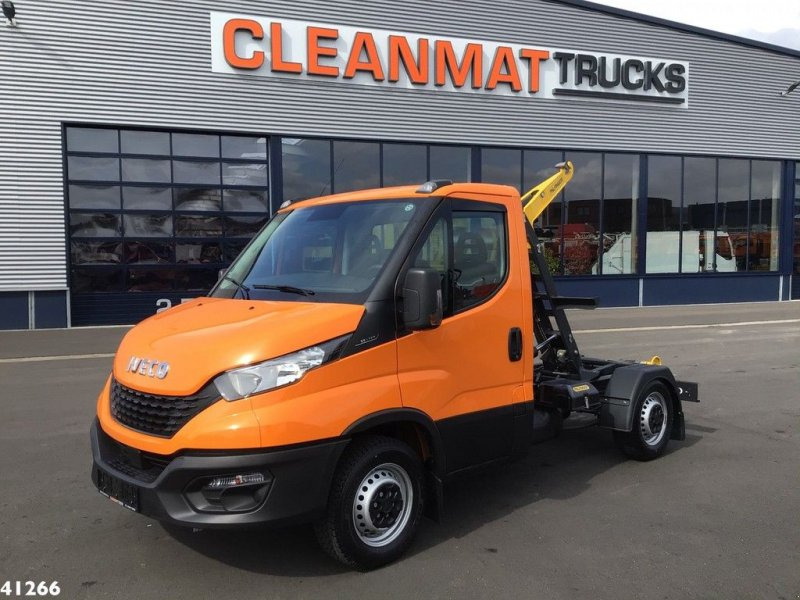Abrollcontainer typu Iveco Daily 35E140 Hooksystem New and Unused!, Gebrauchtmaschine w ANDELST (Zdjęcie 1)