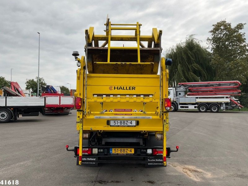 Abrollcontainer типа Iveco Daily 70C17 Haller 7m3, Gebrauchtmaschine в ANDELST (Фотография 1)
