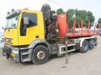 Abrollcontainer des Typs Iveco Eurotech 260 EY40 ekkor: Leende