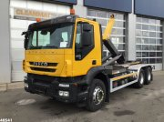 Abrollcontainer типа Iveco Stralis AD260T45 6x4 Manual Full steel, Gebrauchtmaschine в ANDELST