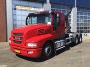 Abrollcontainer des Typs Iveco STRATOR Original 85.391 km!, Gebrauchtmaschine in ANDELST