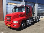 Abrollcontainer typu Iveco STRATOR Original 85.391 km!, Gebrauchtmaschine w ANDELST